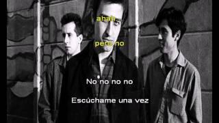 Los Prisioneros - Fé Karaoke