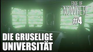 Edge of Nowhere 04 - Die gruselige Universität