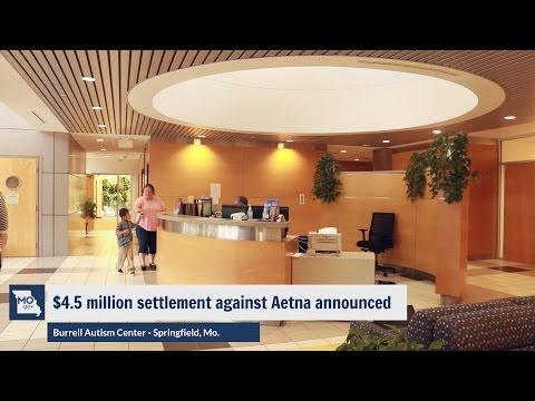 Gov. Nixon announces $4.5 million settlement against Aetna