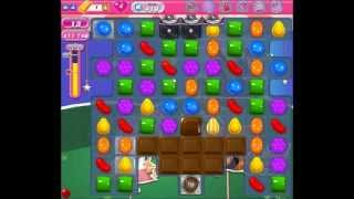 Candy crush saga level 410 completed ( no boosters)