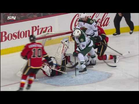 Minnesota Wild vs Calgary Flames | February 1, 2017 | Game Highlights | NHL 2016/17