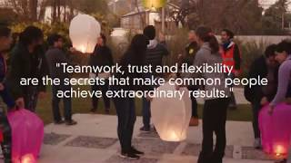 Team building - Google Team by Impacta Consultora - La gran misión