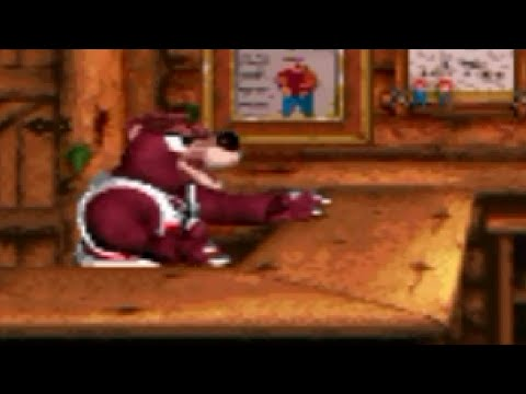 Donkey Kong Country 3 105% Walkthrough Part 4: Record Breaking