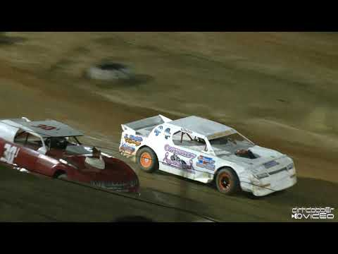 Hattiesburg Speedway, Street Stocks Feature, 2/28/20. - dirt track racing video image