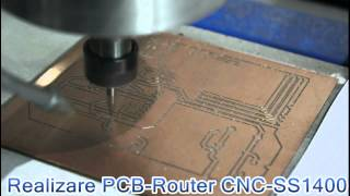 SS1400 CNC Router ,PCB Manufacturing.