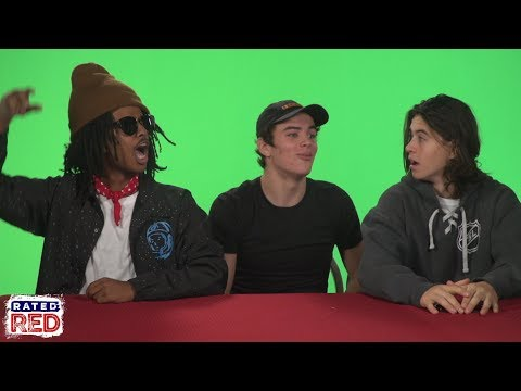 Hayes Grier and Friends Play the You Don't Know Sh*t Challenge