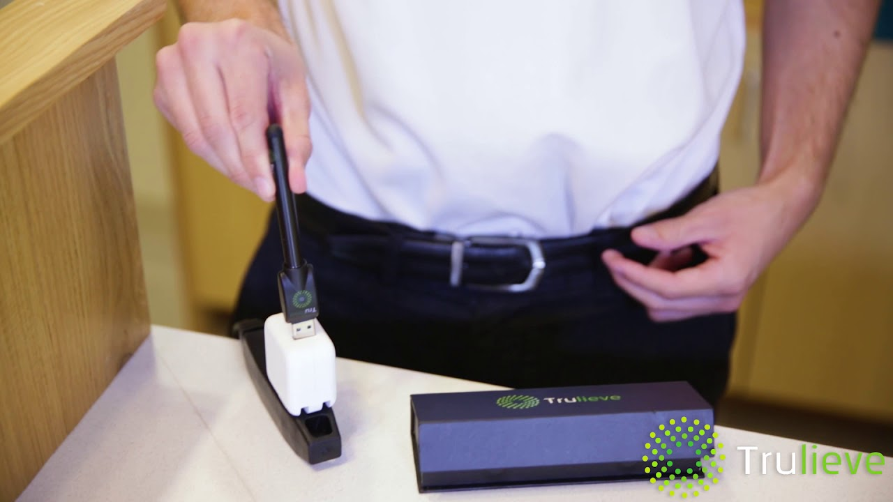 How to Use Trulieve's Vaporizer Pen Battery