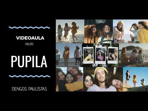 PUPILA - ANAVITORIA VITOR KLEY vídeo  violão