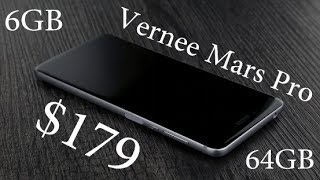Preview Vernee Mars Pro.