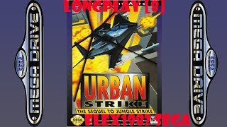 Urban Strike - Sega MD: Urban strike (rus) longplay [8] - User video