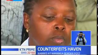 36,456 Literature books worth Ksh. 22M confiscated at Namanga boarder