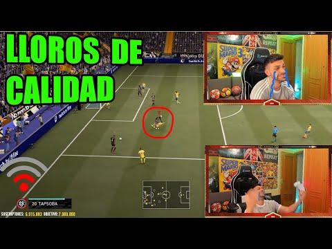 EL PEOR PARTIDO DE DjMaRiiO EN FIFA 21 Y POSIBLEMENTE DE LA HISTORIA!