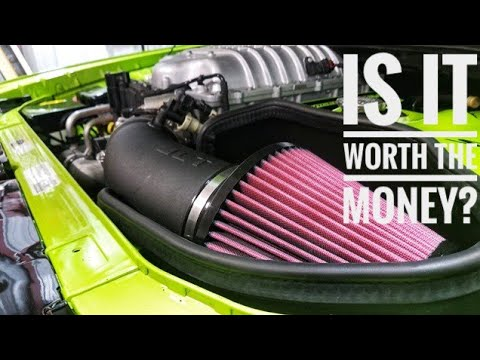 3 Reasons I Chose This Cold Air Intake For My Hellcat