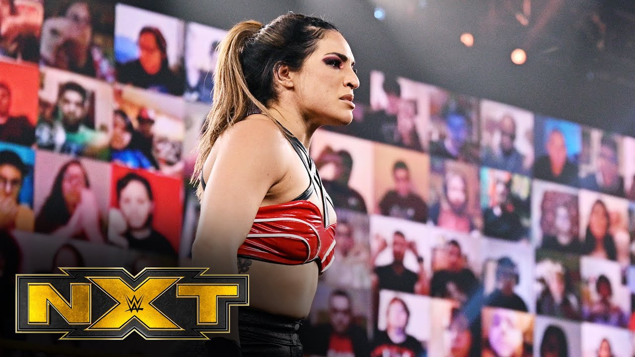 González's message for Shirai after NXT goes off the air: WWE Network Exclusive, March 31, 2021