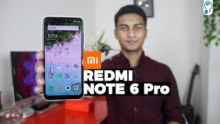 Things I like about Xiaomi Redmi Note 6 Pro
