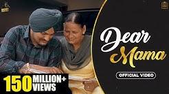 DEAR MAMA (Full Video) Sidhu Moose Wala  Kidd  HunnyPK Films   GoldMedia   Latest Punjabi Songs 2020