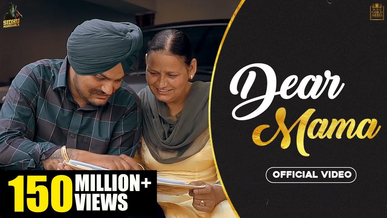 Download DEAR MAMA (Full Video) Sidhu Moose Wala |Kidd| HunnyPK Films | GoldMedia | Latest Punjabi Songs 2020