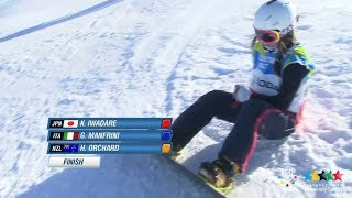 Highlight Sports competitions Day 1-A - Winter Universiade Trentino 2013 岩垂かれん 検索動画 10