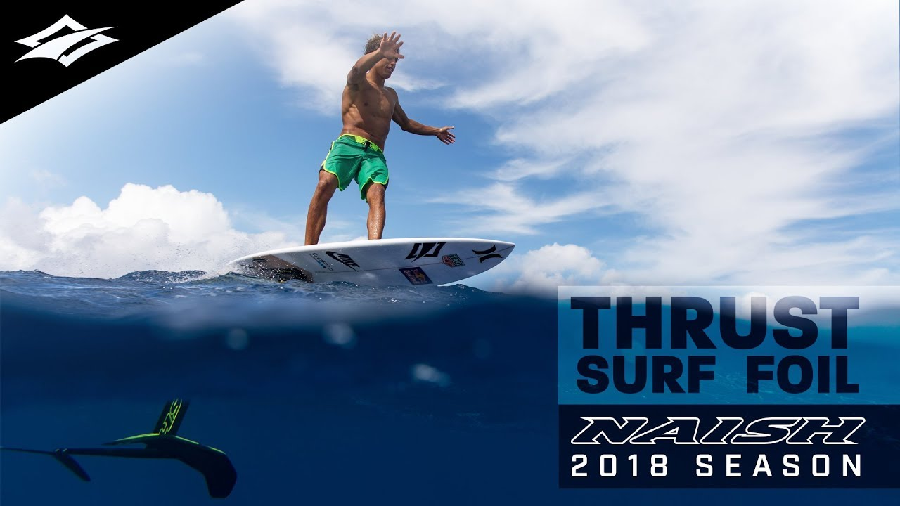 2018 Naish Thrust Surf Foil | WAVE/DOWNWIND/RACE HYDROFOI