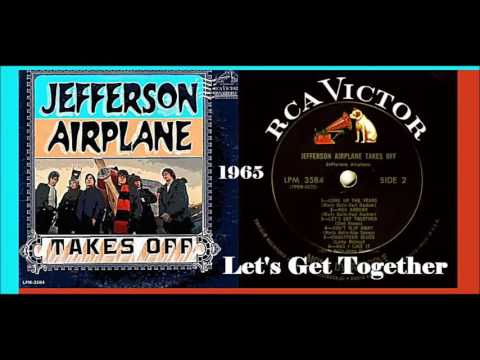 Jefferson Airplane - Let's Get Together (Vinyl)