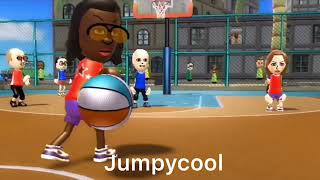 The Basketball Gamers!