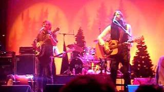the avett brothers w mike marsh tin man asheville nc the civic center on 12 31 09