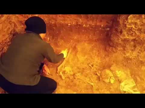 Kastamonu'da bulunan 3500 yıllık kurgan