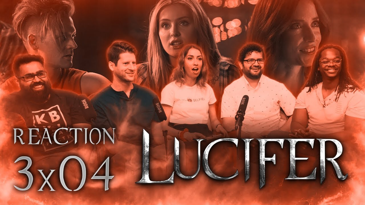 Lucifer - 3x4 What Would Lucifer Do? - Group Reaction