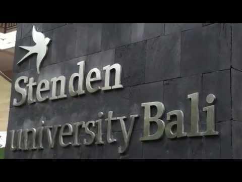 Stenden University Bali Video