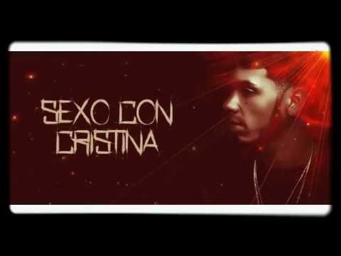 Anuel AA - Sexo Con Cristina (Letra Official)