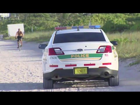 Shark attacks swimmer off Florida beach