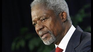 Annan is dead: How Kenyans will remember the Nobel Peace Laureate