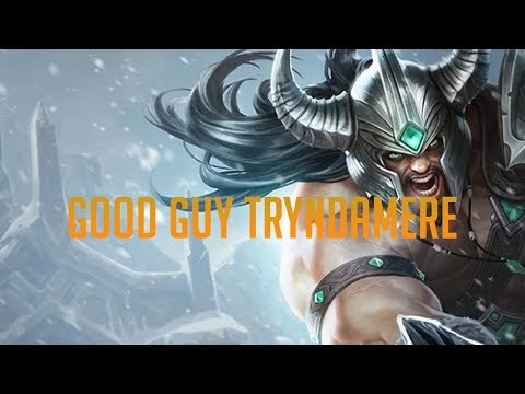 0 DAMAGE TRYNDAMERE | BRONZE TO DIAMOND #8 | Fragola (League of Legends ITA)