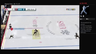 jimmysprinkes playing hockey last game