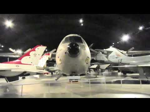 A Walk Through the National Museum of the US Air Force - PART 2