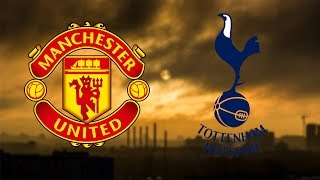 LIVE HD | MANCHESTER UNITED vs TOTTENHAM - PREMIER LEAGUE | LIVE STUDIO AND COMMENTARY