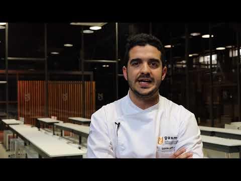 Marvin Ardila - Grado Universitario en Gastronomía #SoyGasma
