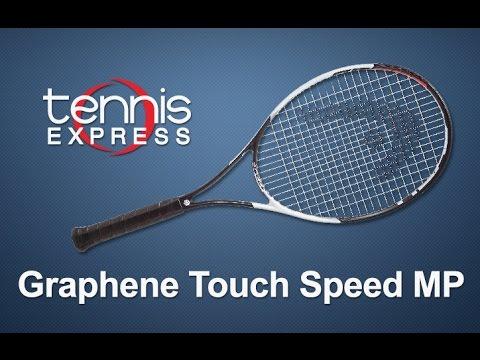 HEAD Graphene Touch Speed MP Tennis Racquet | Tennis Express