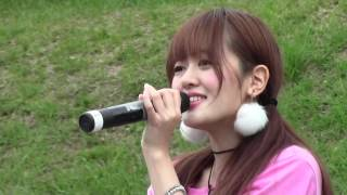 いのうえまなみ 【トリセツ】 2016.10.23 城天あいどるストリート.