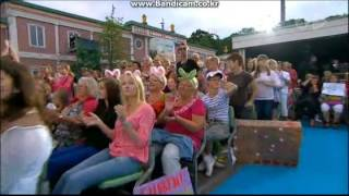 Swingfly & Christoffer Hiding - Me And My Drum (Live @ Lotta på Liseberg 2011)