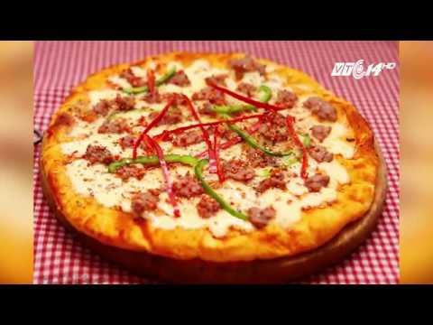 VTC14 | Hướng dẫn làm pizza ngon tại nhà từ A đến Z chỉ mất 25 phút