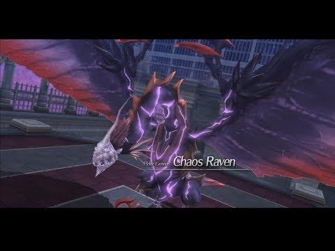 Tokyo Xanadu eX+ - Boss #9: Chaos Raven