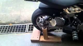 Street Bike Pocket avec prépa moteur