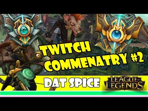 Twitch Commentary #2 - Just one of those days