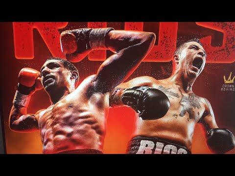 Live: PBC on FIRE! Thurman vs Vargas, Wilder vs Ortiz, & Garcia vs Rios