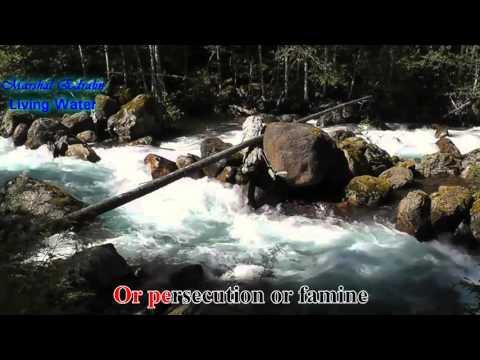 Living Water (Instrumental Lyrics Version)-Marshal Edralin
