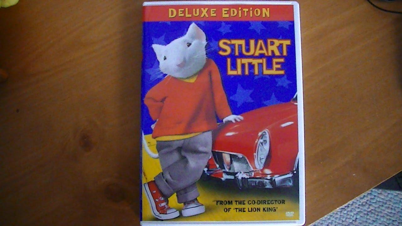 stuart little blu ray unboxing