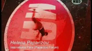 Helena Paparizou & Stavento - Mesa Sou at the MAD Video Music Awards
