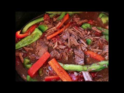 Crock Pot Steak And Peppers - SNAP4CT Recipe
