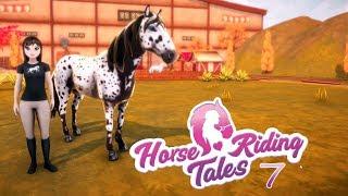 Horse Riding Tales #8 || Poziom 7, przełomowy i koń RARE!